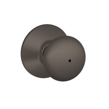 Schlage F40 Ply Privacy Oil Rubbed Bronze 613