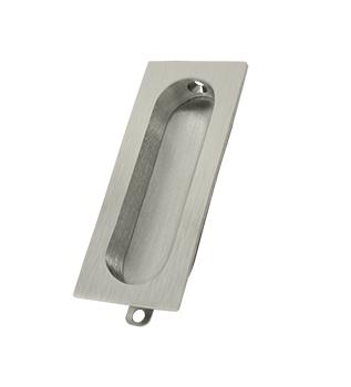Deltana Fp222 Rectangular Flush Pull Low Price Door Knobs