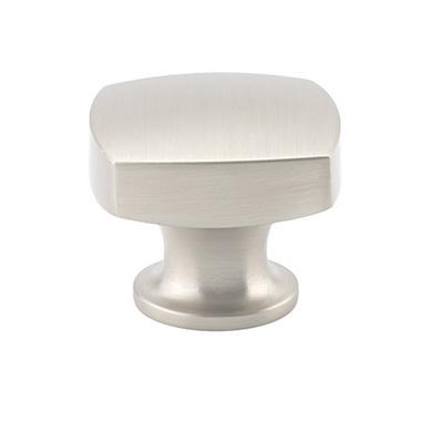 Emtek 86451 Urban Modern Freestone Cabinet Knob - satin nickel