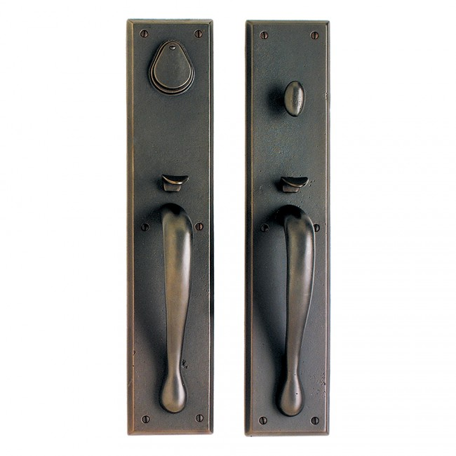 Rocky Mountain G601/G602/G604 Grip by Grip Entry Set - 3-1/2