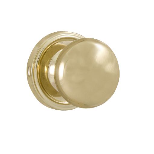 Welock Impressa 600I Passage Polished Brass (3)