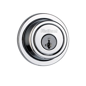 Kwikset 994-RDT-SMT 26 Polished Chrome