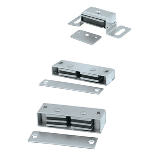 Deltana Steel Magnetic Door Catch Available In 3 Sizes