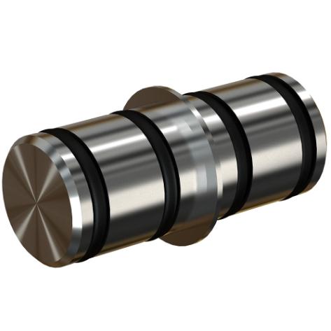 National Hardware N187-002 Sliding Barn Door Hardware Connecting Adaptor