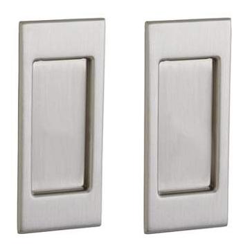 Baldwin Estate PD006.150.PASS Santa Monica Passage Sliding Pocket Door Set