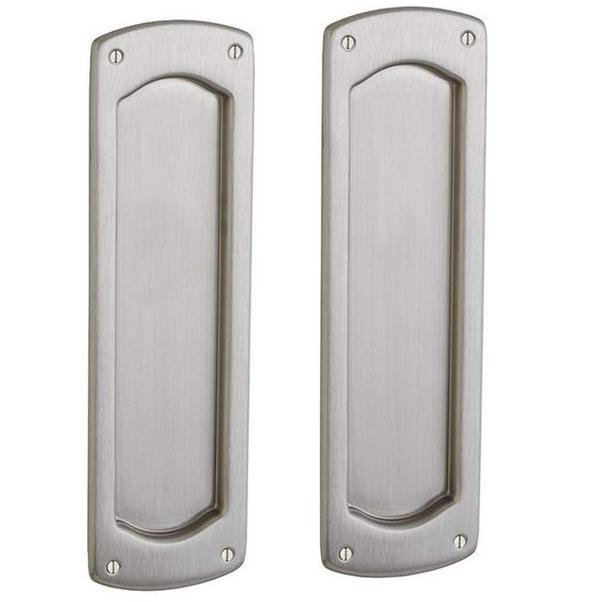 Baldwin Estate PD007.150.FD Palo Alto Full Dummy Sliding Pocket Door Set