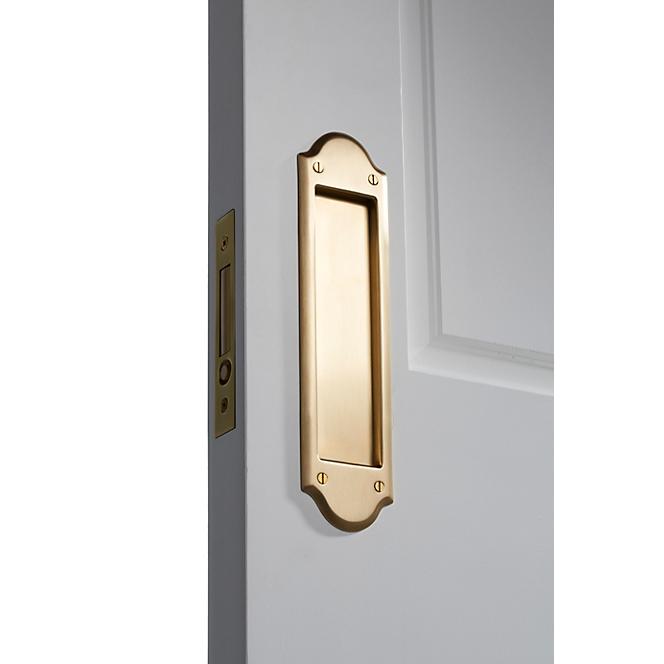 Pocket door pulls modern pocket door fsb edge pull 42 compare view details schlage door - Fsb pocket door hardware ...