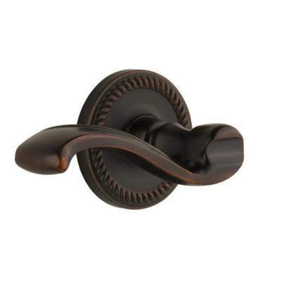 Grandeur Portofino Lever with Newport Rose Timeless Bronze