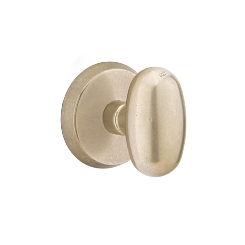 Emtek Sandcast Bronze Egg Door Knob Set Low Price Door Knobs