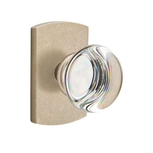 Emtek Bronze Providence Crystal Door Knob Set Low Price