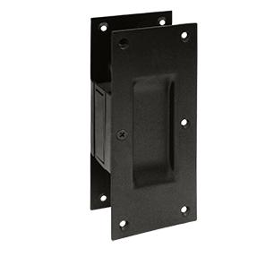 Deltana SDP60-10B Decorative Passage Pocket Door Lock Oil Rubbed Bronze