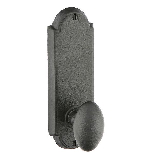 Emtek 7055, 7105, 7205 #5 Style Wrought Steel 7-1/8