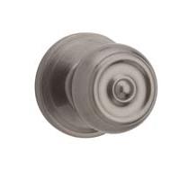 Weiser GA101P Passage 15A Antique Nickel