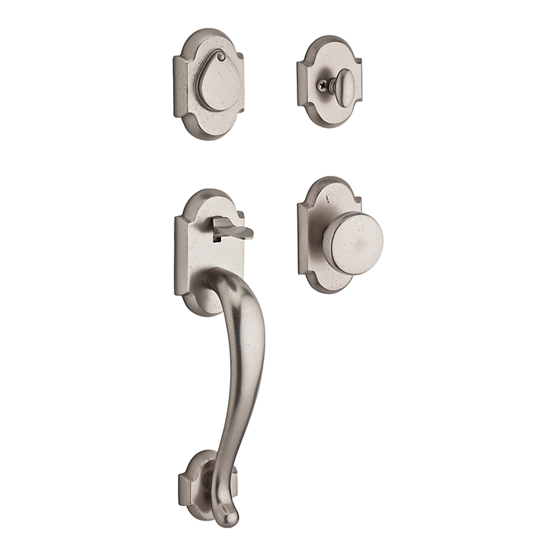 Baldwin Reserve Adirondack Handleset Low Price Door Knobs