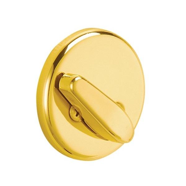 Schlage B81 605 Bright Brass
