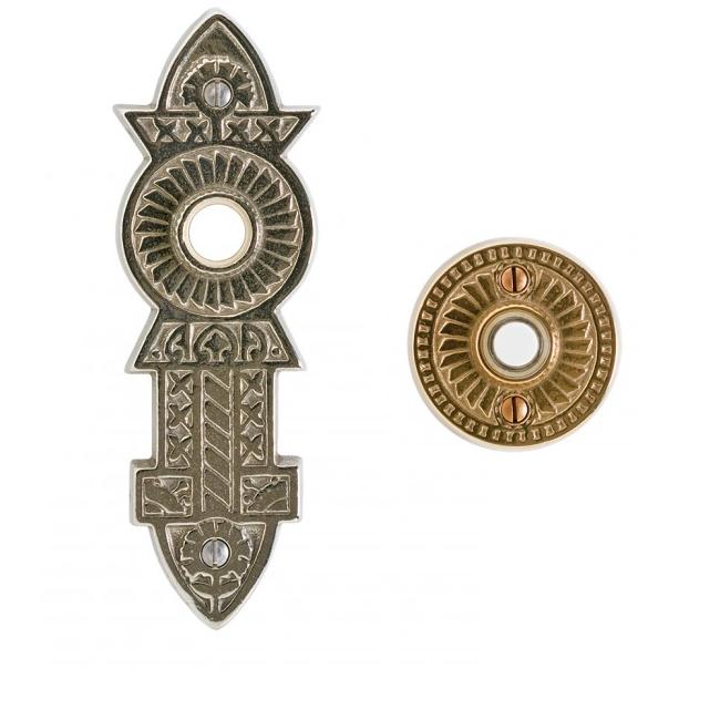 Rocky Mountain Briggs Door Bell Button