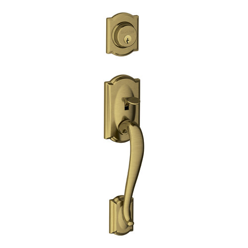 Schlage F60 Camelot Handleset Low Price Door Knobs