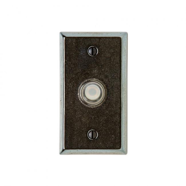 Rocky Mountain E414 Rectangular Door Bell Button