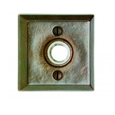 Rocky Mountain E416 Square Door Bell Button
