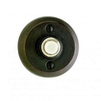 Rocky Mountain E417 Round Door Bell Button