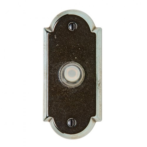 Rocky Mountain E701 Arched Door Bell Button
