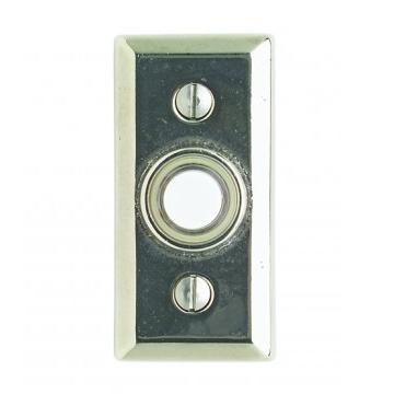 Rocky Mountain EW105 Rectangular Door Bell Button