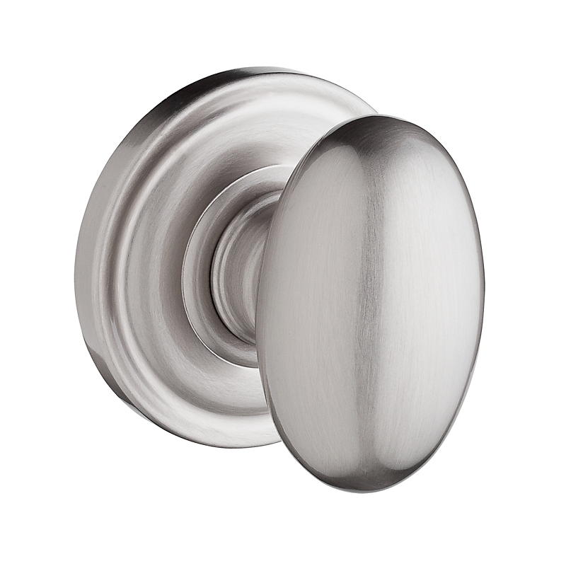 Baldwin Ellipse Reserve Knob Oval Door Knobs