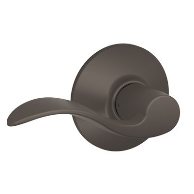 Schlage F10 Acc Passage 613 Oil Rubbed Bronze