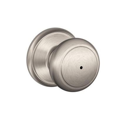 Schlage F40 And Privacy Satin Nickel 619