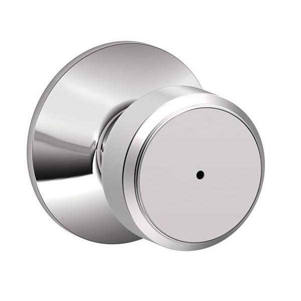 Schlage F40 Bwe Bowery Privacy Door Knob Set Low Price