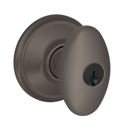 Schlage F51A-Sie-613 Keyed Entry Oil Rubbed Bronze 613