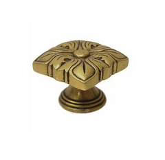 Emenee FAB1004-RG Imperial Pelican Egg Stand Cabinet Knob in Russian Gold (RG)