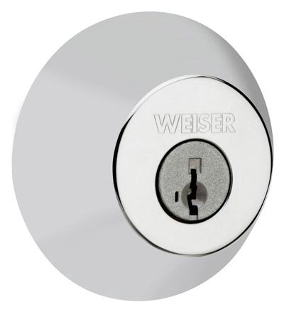 Weiser GD9471-26 Polished Chrome
