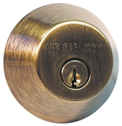 Weiser Welcome Series Gd9471 Smt Smartkey Grade 2 Single