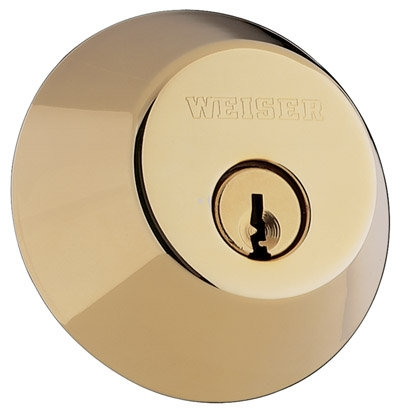 Weiser GD9371-SMT Brass Brilliance (3BR)