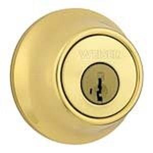 Weiser GDC9471-SMT 3BR Brass Brilliance