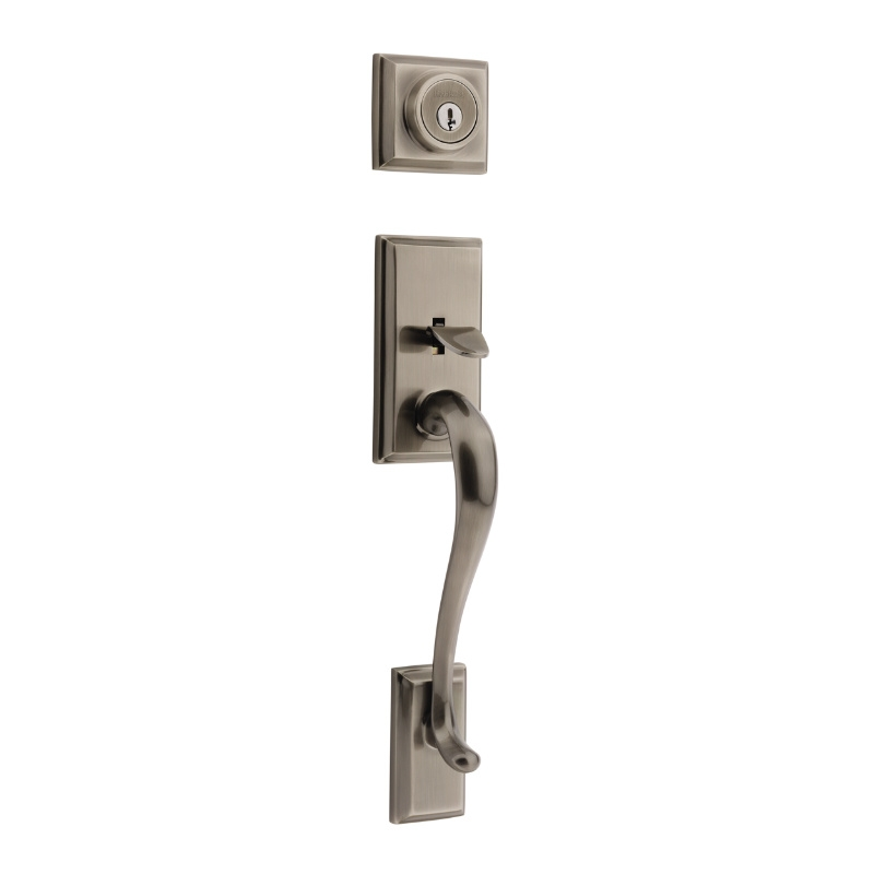 Kwikset Signature Series Hawthorne Handleset Low Price