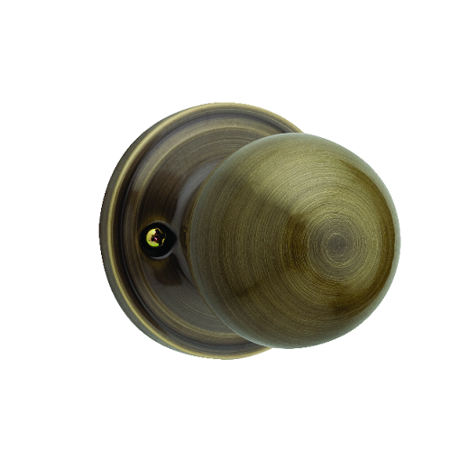 Weiser Welcome Home GA12HT Huntington Single Dummy Door Knob | Low ...