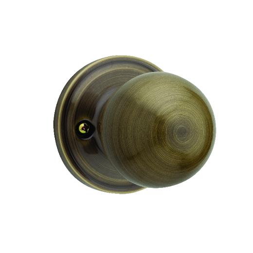 Weiser GA12HT Dummy 5 Antique Brass