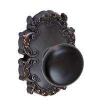 Fusion Bella Villa Collection Half Round Door Knob
