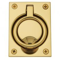 Baldwin 0395 Flush Ring Pull