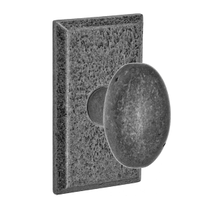 Fusion Sandcast Bronze Potato Knob from the Flat Rock Collection