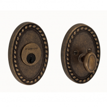 Fusion Rope Oval Deadbolt