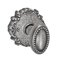 Fusion Bella Villa Collection Beaded Egg Door Knob