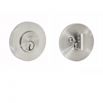 Fusion Stainless Steel Deadbolt