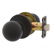 MaxGrade 100OXF Oxford Passage Door Knob Set