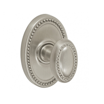 Fusion Decorative Collection Beaded Egg Door Knob