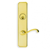 Omnia 11794 Mortise Lockset