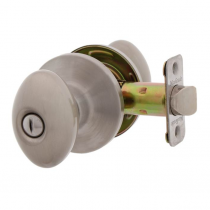MaxGrade 200BAK Baker Privacy Door Knob Set