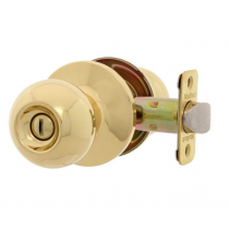 MaxGrade 200OXF Oxford Privacy Door Knob Set